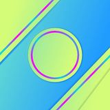 Social massmedialutningbakgrund f?r reng?ringsdukbanret, stolpe, matning, vektormall vektor illustrationer