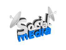 Social media Stock Photos