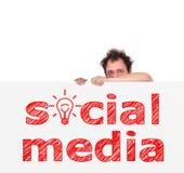 Social Media stockbild