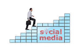 Social media Royalty Free Stock Photos