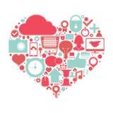 Social media Stock Photography