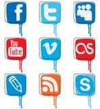 Social Media Concept Stock Image