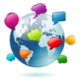 Social Media Concept Royalty Free Stock Photography