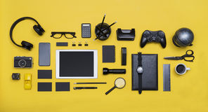 Social media concept hero header image Stock Images