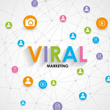 Social media  concept vector illustration design Stock Photos