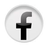 Social Media facebook Lizenzfreies Stockfoto
