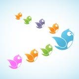 Social Media Followers Stock Photography