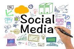 Social Media Fun Stock Photos