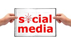 Social media Stock Photography