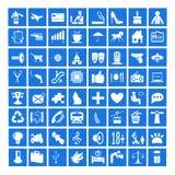 Social Media-Ikone, Zeichen, beste Illustration 3D lizenzfreie abbildung