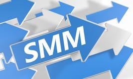 Social Media Marketing Stock Photography