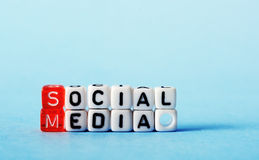 Social Media Royalty Free Stock Photos