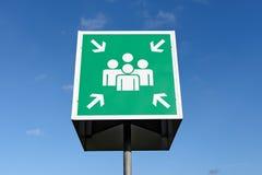 Social media symbol Stock Photography