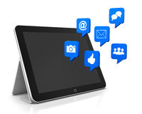 Social media Stock Photos