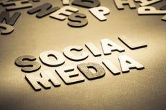 Social Media Royalty Free Stock Image