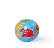 Social network and globe Stock Photos
