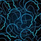 Social Network Organization vector illustration