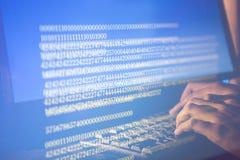 Social network security Stock Photos