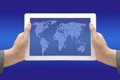 Social Networking Diagram Concept Stock Photos