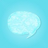 Social Networking Media Chat Icons. Royalty Free Stock Photography