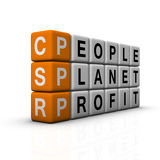 Social responsibility Royalty Free Stock Photography