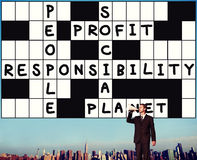 Social Responsibility Reliability Dependability Ethics Concept Royalty Free Stock Photo