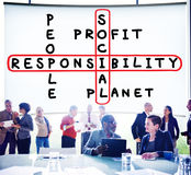 Social Responsibility Reliability Dependability Ethics Concept Stock Photos