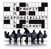 Social Responsibility Reliability Dependability Ethics Concept Royalty Free Stock Images