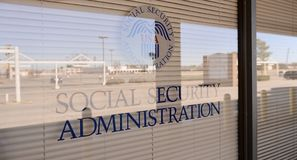Free Social Security Administration Office Royalty Free Stock Photo - 108680555