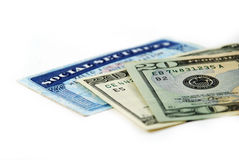 Social security benefits Stock Photography