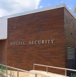 Social Security Building Stock Photos