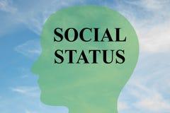 Social Status concept Stock Photos