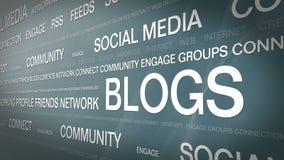 Sociale media networking_connection backgorund 4K vector illustratie