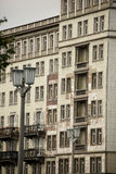 Socialist architecture in Berlin Royalty Free Stock Image