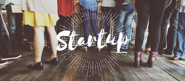 Socialize Diaspora Start up Initiation Team Building Concept. Socialize Diaspora Start up Initiation Team Building Royalty Free Stock Photo