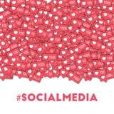 socialmedia. Stock Images