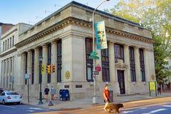 Sociedade fiduciária de National Bank da troca de milho em Philadelphfia Fotografia de Stock