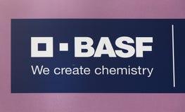 Società del prodotto chimico del Basf Immagine Stock Libera da Diritti