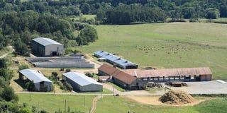 Società dell'azienda agricola di agricoltura Fotografie Stock