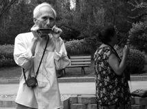 Società di invecchiamento immagini stock libere da diritti