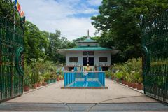 Società Sarnath di Mahabodhi Immagine Stock