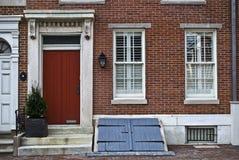 Society Hill Philadelphia Royalty Free Stock Photo