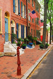 Society Hill, Philadelphia Royalty Free Stock Photo