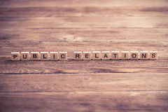 Society and public relations Royalty Free Stock Photography