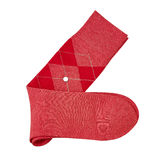 Sock isolated on white. with a clipping path Stock Photo