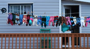 Sock for sale Stock Images