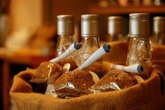 socker för 2 produkter Royaltyfri Fotografi