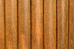 Socker gömma i handflatan trä texturerar bakgrund Royaltyfria Bilder