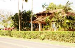 Sockermuseum på den maui hawaii staten Royaltyfria Foton