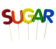 Sockerpop Royaltyfri Foto